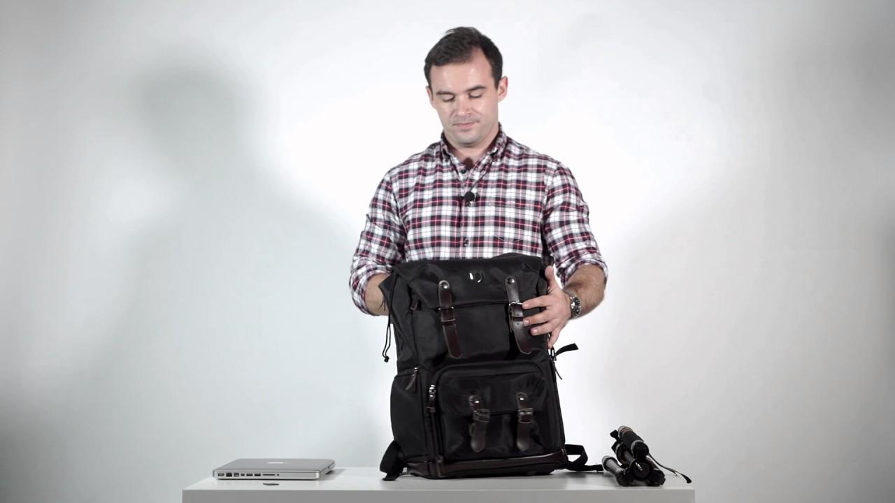 77673c96cf3 BAGSMART Camera Backpack for SLR/DSLR Cameras & 15