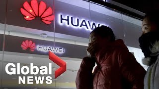 Canada, UK testing Huawei's 5G technology amid cyber security concerns