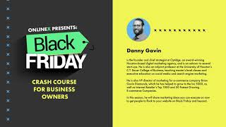 Black Friday Crash Course for Business Owners: Have you done everything to get people to your site?