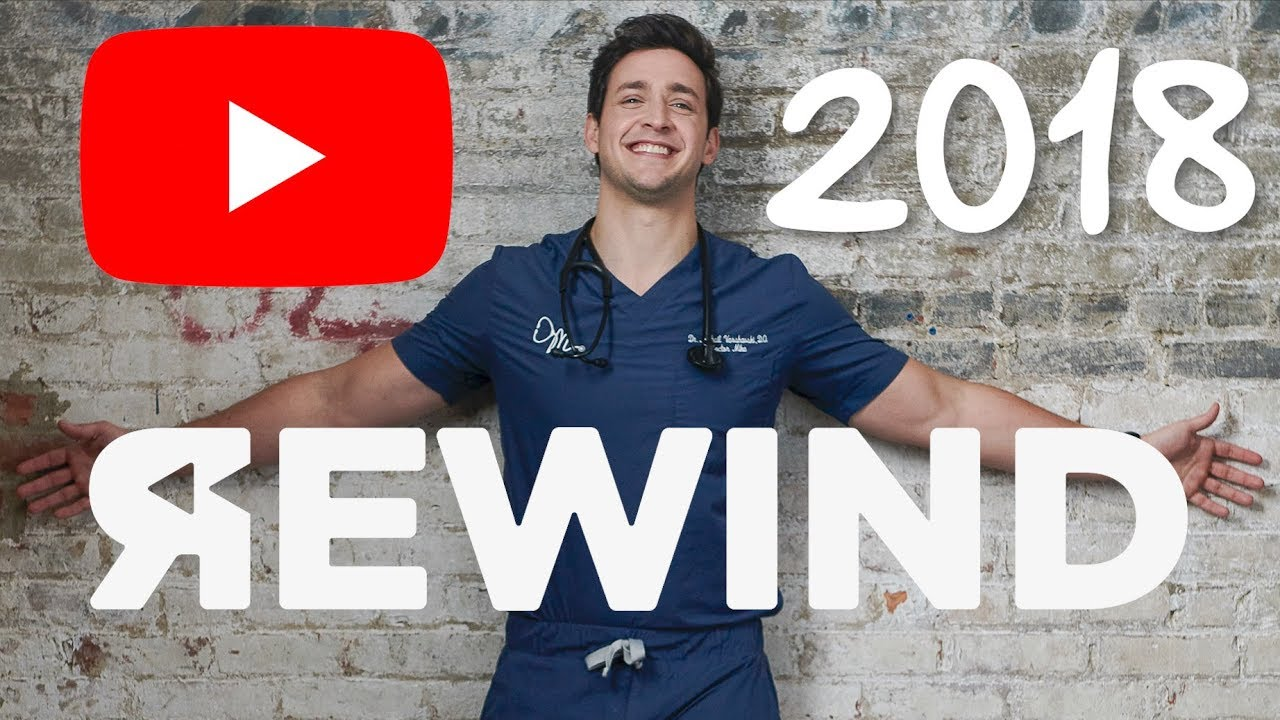 my-2018-rewind-ipad-giveaway-gold-play-button-reveal-doctor-mike