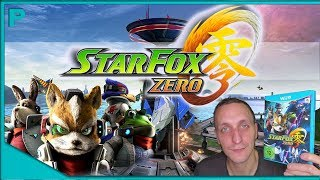 "Angespielt: STARFOX ZERO (WiiU) - ""Schicke Optik - Seltsame Steuerung"""