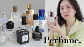 My Perfume Collection | 향은 잘 모…