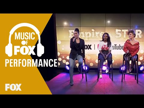 """Jude Demorest, Ryan Destiny & Brittany O'Grady Perform """"Unlove You"""" At The YouTube Space NY 