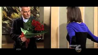 GH 2014 VALENTINE'S DAY PROMO Romantic Week Ends With A Stunning Proposal! General Hospital 2-14-14