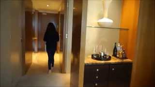 Crown Towers, Melbourne Hotel Room Tour + Facilities