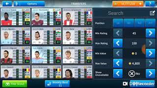 dream league soccer 2019 mod vàng