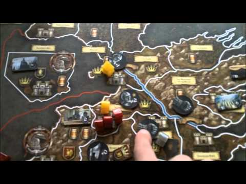 Game of Thrones 2nd Edition Rules Primer