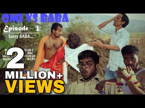 OMI vs BABA_Episode 2_Sorry Baba_NEW MARATHI WEB SERIES 2017_Friendz Production