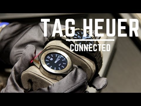 Tag Heuer Connected 43mm Review