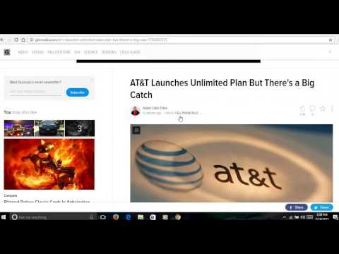 AT&T Wireless Launches Unlimited Data The Wireless Battle Rages On