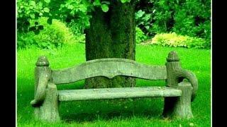 Оригинальные садовые скамейки(, 2014-09-08T12:35:13.000Z)