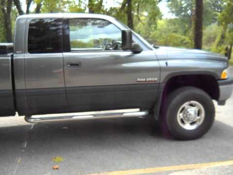 2002 dodge ram 2500 4x4 cummins ho turbo diesel 6 speed 112k miles for sale 19 999. Black Bedroom Furniture Sets. Home Design Ideas