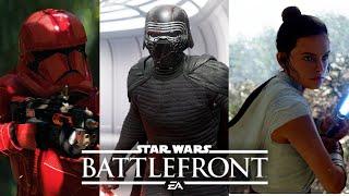 🔴Star Wars Battlefront 2: The Rise of Skywalker DLC Gameplay