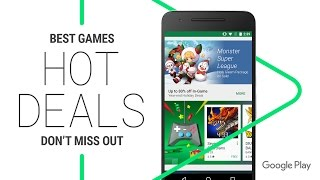 Google Play End of Year Sale