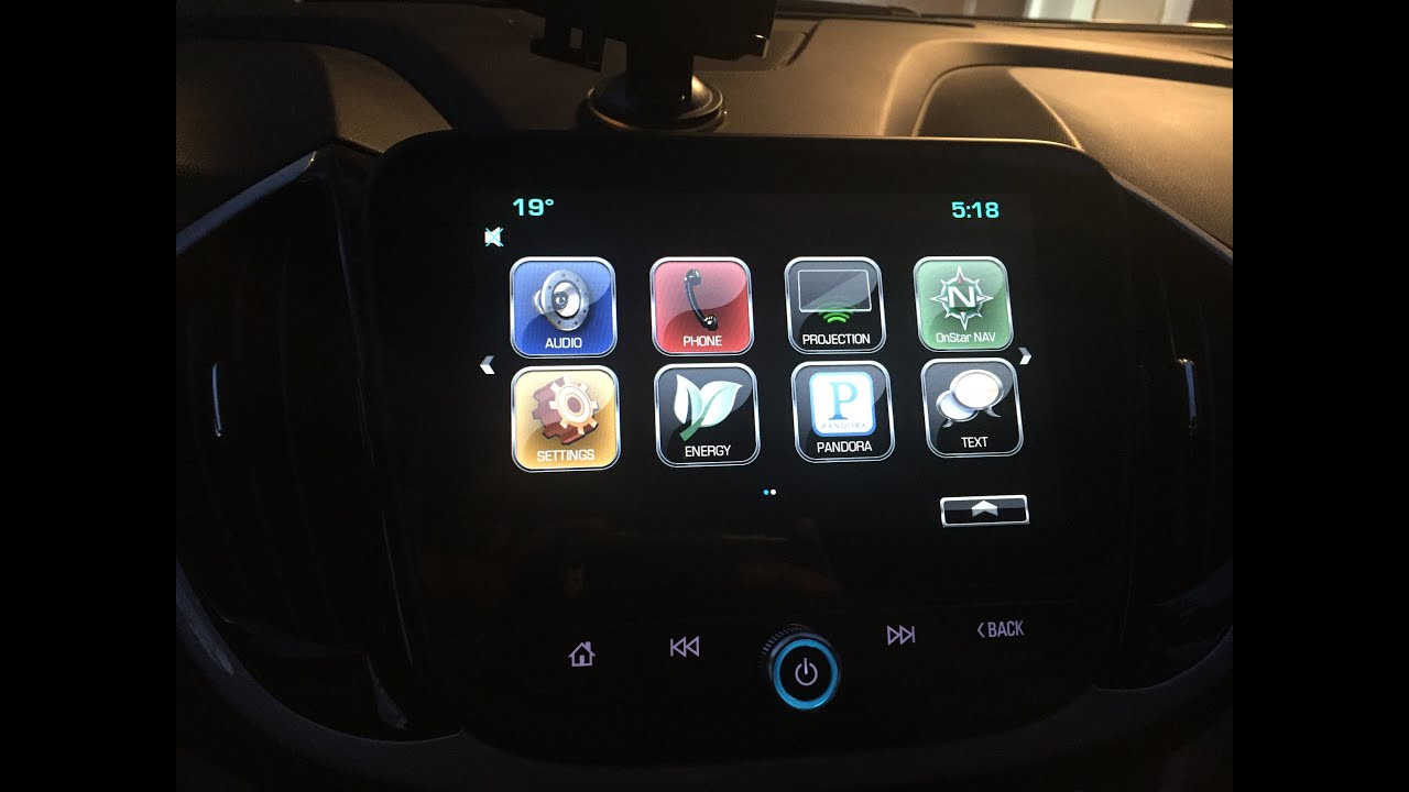 2016 Chevy Volt 4 Diffe Driving Modes