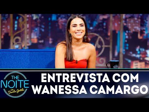 Entrevista com Wanessa Camargo  The Noite 291118