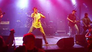 Betontod - Intro & 7 Schuss  (Live in Naumburg 2007)