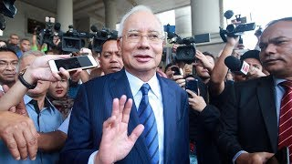 Najib claims trial over tampering of 1MDB report