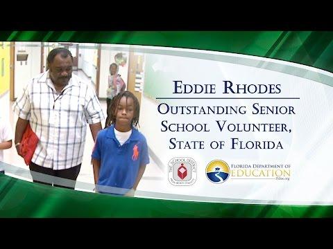 Outstanding Senior School Volunteer
