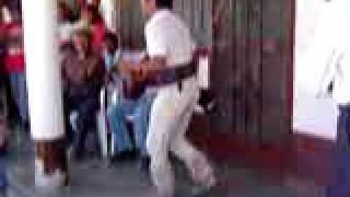 Bailando Pascol en cerocagui