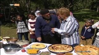 Yöresel Lezzetleri ile Ardahan / Posof / Armutveren Köyü - Gezelim Görelim - TRT Avaz