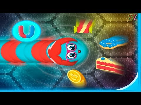 WORMATE Весёлая и Развлекательная Игра Для Детей Интересный Мультик