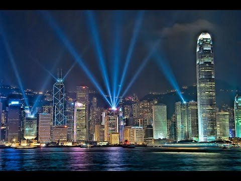 Hong Kong's Symphony of Lights