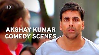 Akshay Kumar Comedy Scenes | Paresh Rawal | Bhagam Bhag | Govinda | Hindi Comedy Film