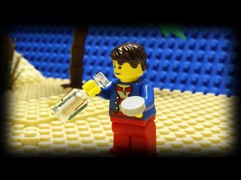 Lego Treasure Hunt