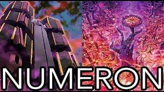 Numeron (Pure) Deck Profile August 2020