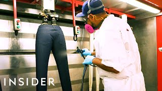 How $200 Jeans Are Made | The Making Of