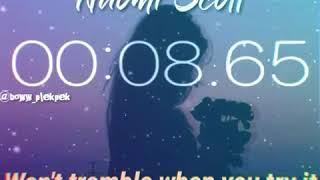 """Status WA keren,Naomi Scott - Speechless (From """"Aladdin"""") Lyrics (30s)"""