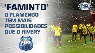 Flamengo está mais 'faminto' que o River Plate?