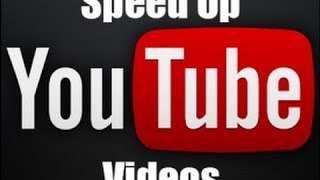 how to watch youtube video faster