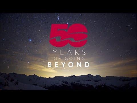 Reaching For The Stars - Whistler Blackcomb Celebrating 50 Years