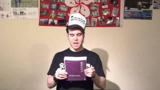 Frankie P Vlog #1: Books for Learning Cantonese!!!