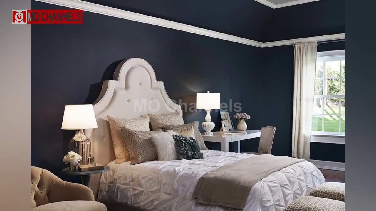 Attirant 30 Top Dark Grey Bedroom Walls Design   MO Channels