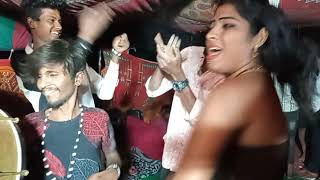 Super theenmarr dance l Hyderabad band l nallagutta Dancer sharath edupayala jathra 2021