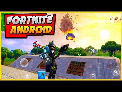 Fortnite Seson X APK Fix Fortnite On Incompatible Android
