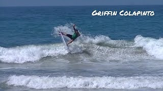 Griffin Colapinto shows up - 2018 US Open of Surfing