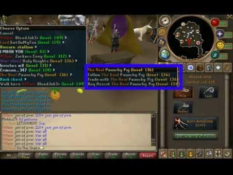 Runescape 2012 Runescape ~ Funny Name...