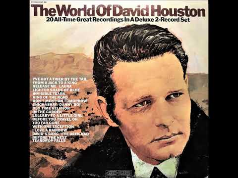 I've Been Had , David Houston , 1966