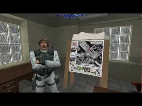 Counter-Strike: Condition Zero Deleted Scenes - Walkthrough Mission 4 - Building Recon
