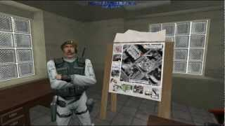 Counter-Strike: Condition Zero Deleted Scenes - Walkthrough Mission 4 - Building Recon