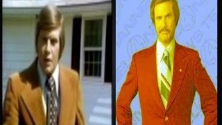 Who Was the REAL Inspiration for Ron Burgundy? [Anchorman 2]