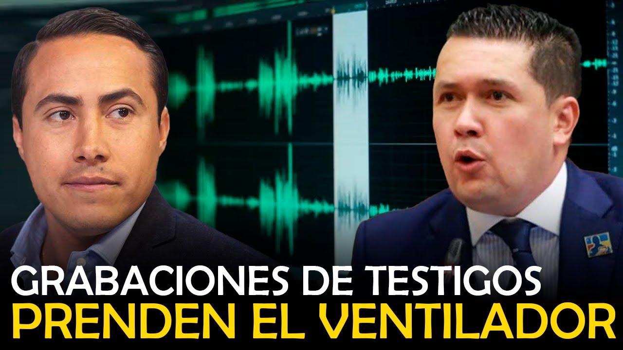 GRABACIÓN CONTRATOS - PRENDEN EL VENTILADOR / Richard Aguilar Edwin Ballesteros