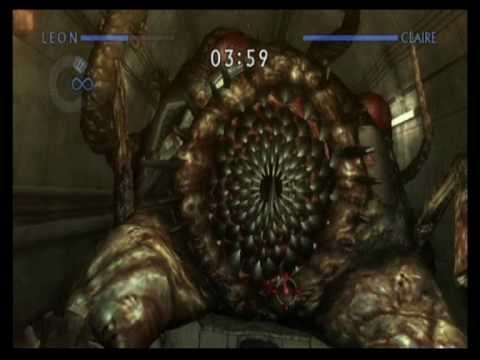 Resident Evil : The Darkside Chronicles - William Birkin  5
