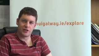 EXPLORE Innovation Initiative - an NUI Galway and Students