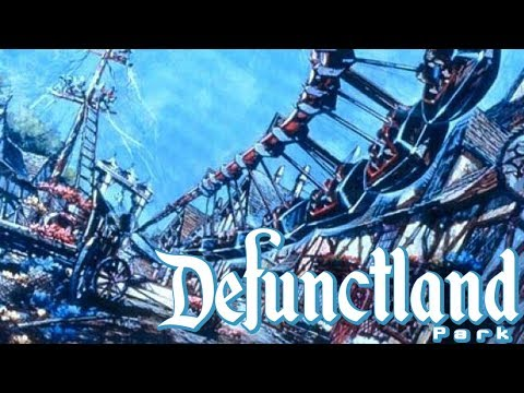 Defunctland: The History of Busch Gardens Swinging Classic, the Big Bad Wolf