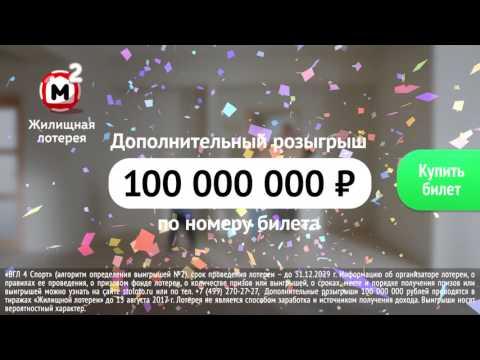 Жилищная лотерея: Своя квартира, своя жизнь! (2017)